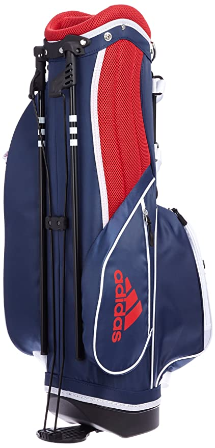 e9a79f009fce ... Amazon.com Adidas Golf Junior Caddy Bag Stand Type 39 inch nameplate  included 7 inch  Cart ...