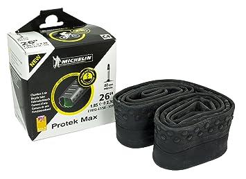 Michelin 1132614000 - Cámara de Aire para Bicicleta, tamaño de la válvula 40 mm,