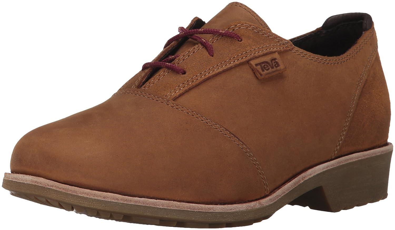 Teva Women's W DE LA Vina Dos Shoe B01NCN6RRW 5 B(M) US|Bison