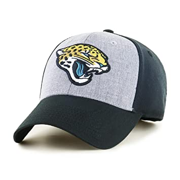 sports shoes 6bfc2 0974d NFL Jacksonville Jaguars Male Essential OTS All-Star Adjustable Hat, Black,  One Size, Baseball Caps - Amazon Canada