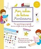 Mon cahier de lecture Montessori