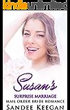 Susan's Surprise Marriage: Mail Order Bride Romance
