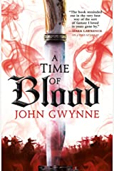 A Time of Blood (Of Blood & Bone Book 2) Kindle Edition