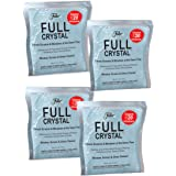 Full Crystal Refill Kit - 1 lb. Bag of Crystal Powder Exterior Window Cleaner for Glass and Screens - Cleans Up to 80 Windows - Shipped Product Packaging May Vary