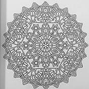 Creative Haven Snowflake Mandalas Coloring Book Adult