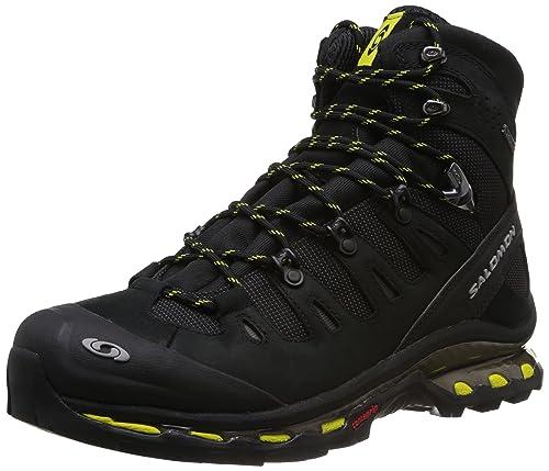 Zapatillas de trekking Salomon Quest 4D GTX gris/negro para hombre Talla 46 2/