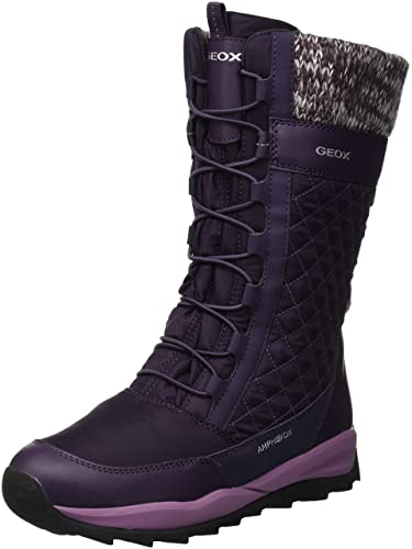 513cc9881ef Geox J Orizont B Girl ABX C Snow Boots  Amazon.co.uk  Shoes   Bags