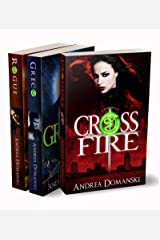 The Omega Group Boxed Set: Crossfire, Greco, and Rogue Kindle Edition