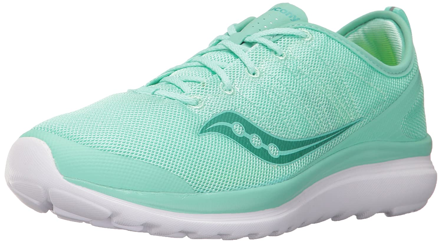Saucony Women's Swivel Sneaker B01N0THX9C 9.5 B(M) US|Mint