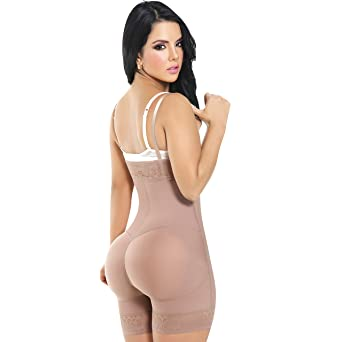 Faja Colombiana Reductora Modeladora Melibelt Faja Levanta Cola Butt Lifting Shaper Girdle 2020 at Amazon Womens Clothing store: