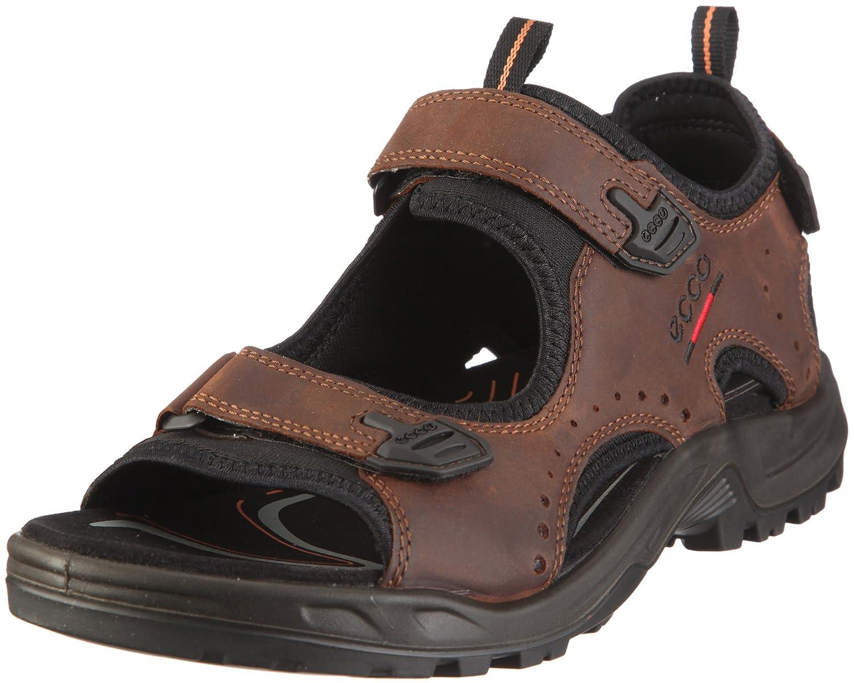 Ecco Offroad 069534 - Sandalias deportivas para hombre 50 EU|Marrón (Bison222)