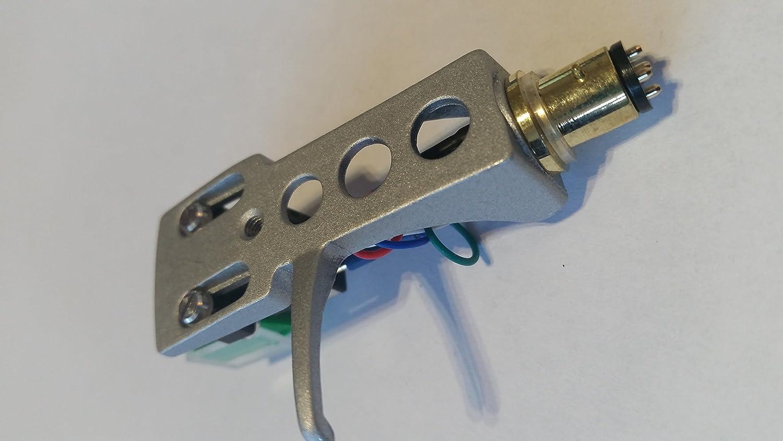 Lightweight Headshell Hifi DJ Turntable NEW Audio Technica AT95E Cartridge