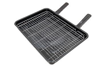 Spares4appliances - Bandeja universal con parrilla para ...