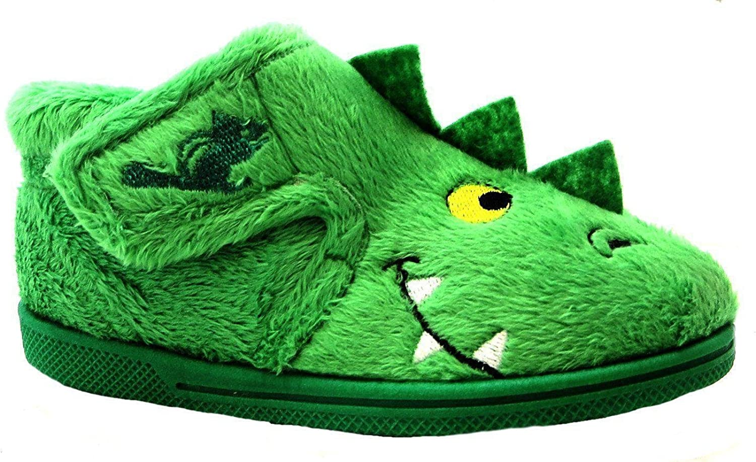 Chipmunks Boys Scorch Low-Top Slippers