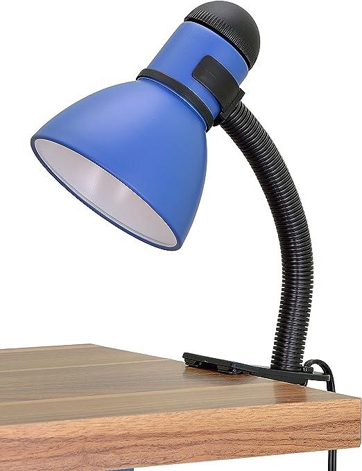 "Aspen Creative 40041 Black 1-Light 19/"" High Organizer Desk Lamp"