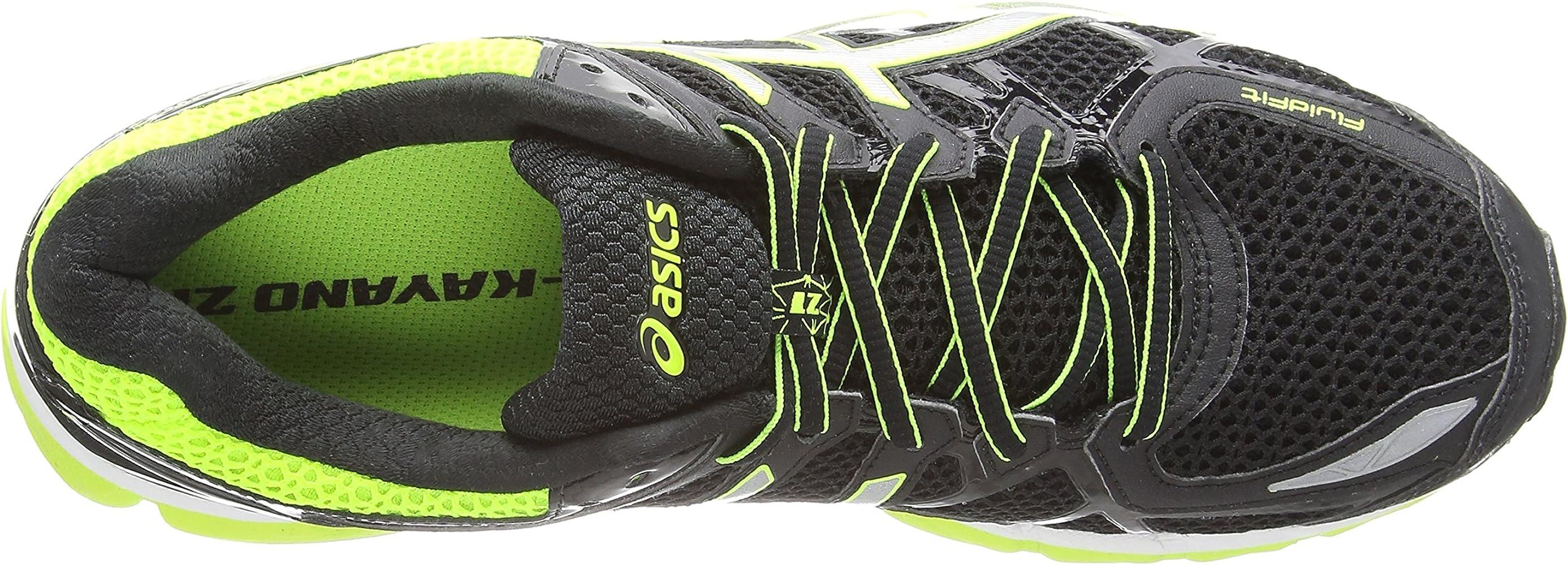 Asics Gel-Kayano 21, Zapatillas de Running Unisex, Negro Black ...