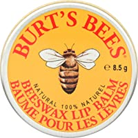 Burt's Bees 100% natuurlijke vochtinbrengende lippenbalsem, Beeswax, 8.5 g