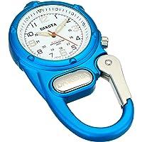 DakotaWatch 38079 Adult's Mini Clip Microlight Aqua One Size