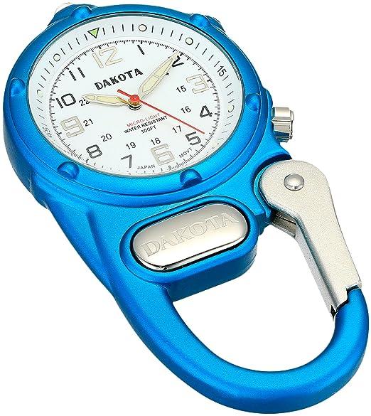 Dakota 38293 - Reloj de pulsera hombre, Aleación, color Azul: Dakota: Amazon.es: Relojes