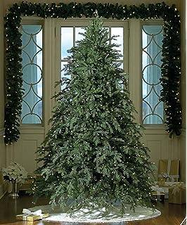 gki bethlehem lighting pre lit downswept hunter fir full artificial christmas tree with clear lights amazoncom gki bethlehem lighting pre lit