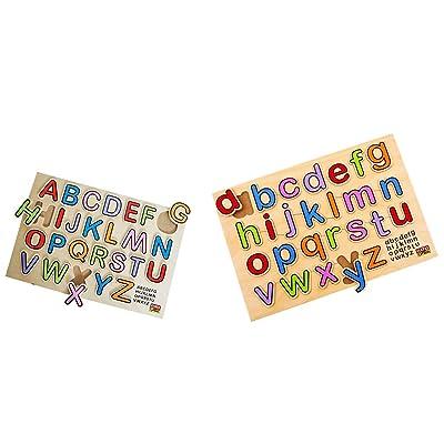 Edufun EF12005/12010 - ABC puzzle - Abécédaire minuscules
