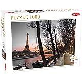 Tactic - 52840 - Puzzle Classique - Paris - 1000 Pièces