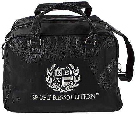 Padel/Sport Revolution, Maleta Deporte/Viaje Negra, Negro: Amazon ...