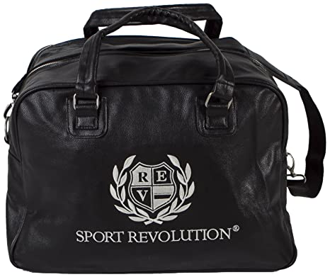 Padel/Sport Revolution, Maleta Deporte/Viaje Negra, Negro ...