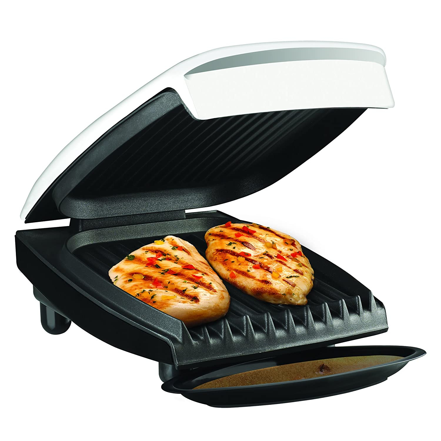 george foreman grill lights