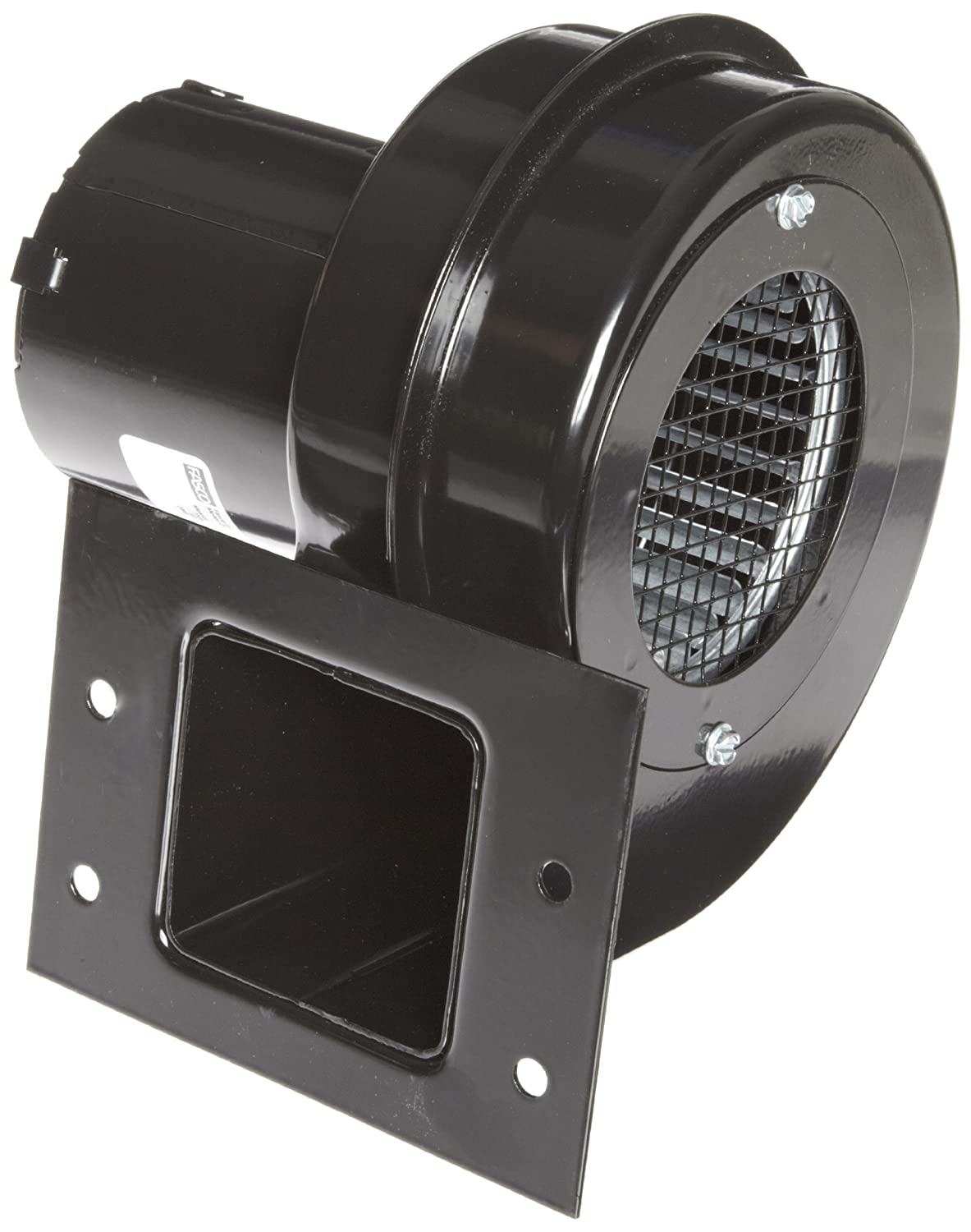 Fasco 50752-D500 Centrifugal Blower with Sleeve Bearing, 3,100 rpm, 115V, 60Hz, 1.1 amps