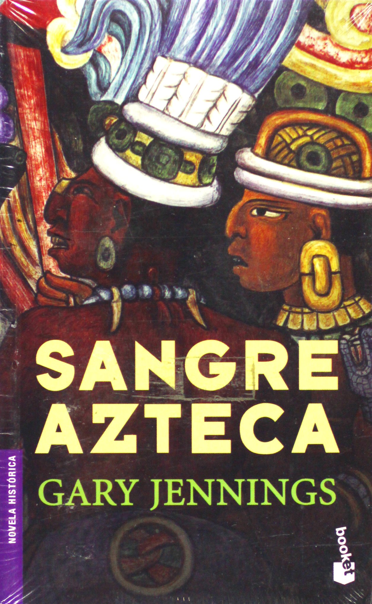 Sangre Azteca/ Aztec Blood (Spanish Edition): Gary Jennings: 9788408051275: Amazon.com: Books