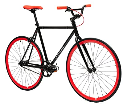 Amazon Com Critical Cycles Fixed Gear Single Speed Fixie Urban