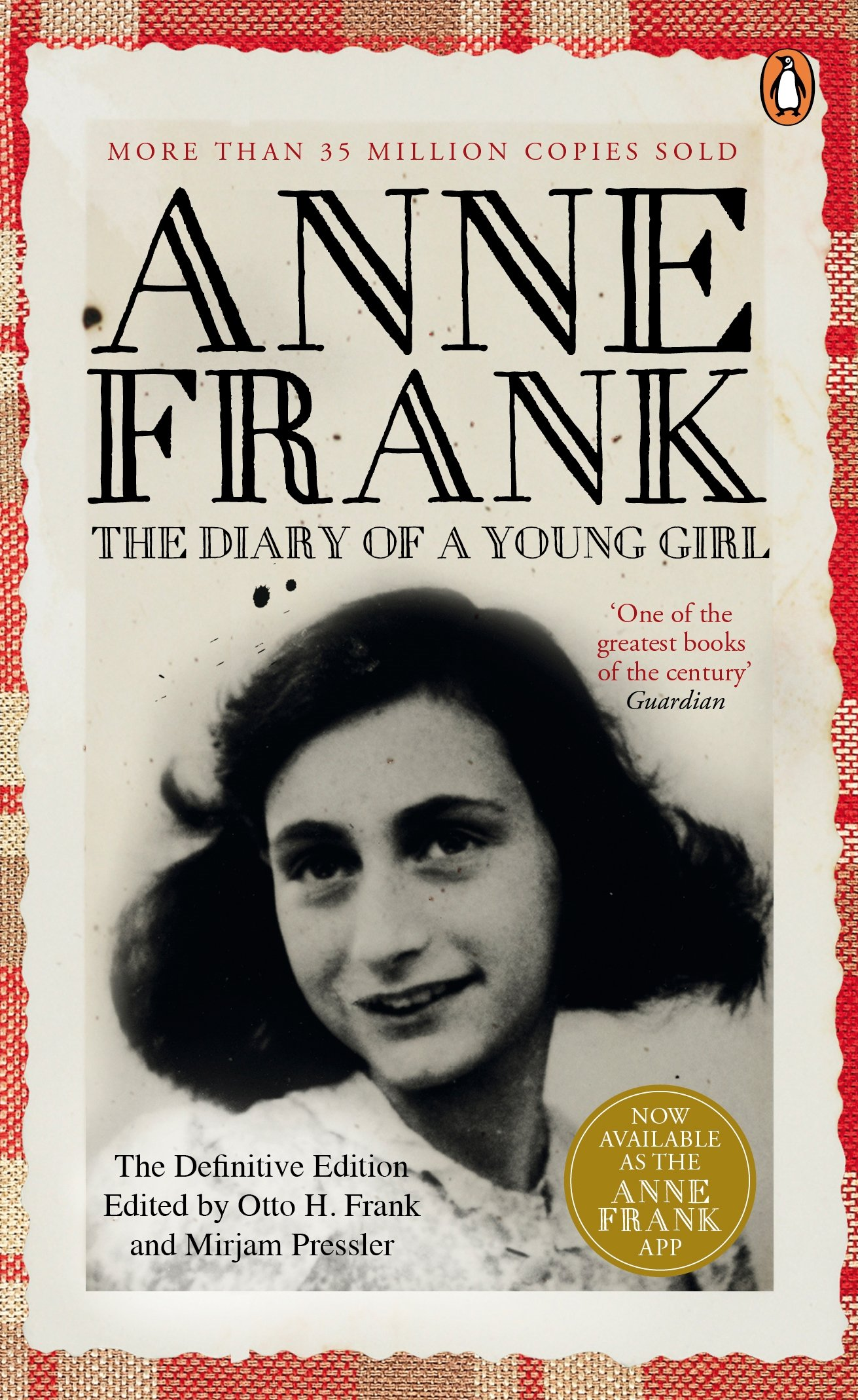 The Diary of a Young Girl: The Definitive Edition: Amazon.co.uk ...