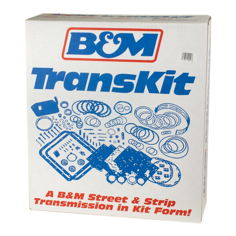 Amazon.com: B&M 70233 TransKit Automatic Transmission Rebuild Kit:  Automotive
