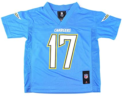 youth chargers jersey