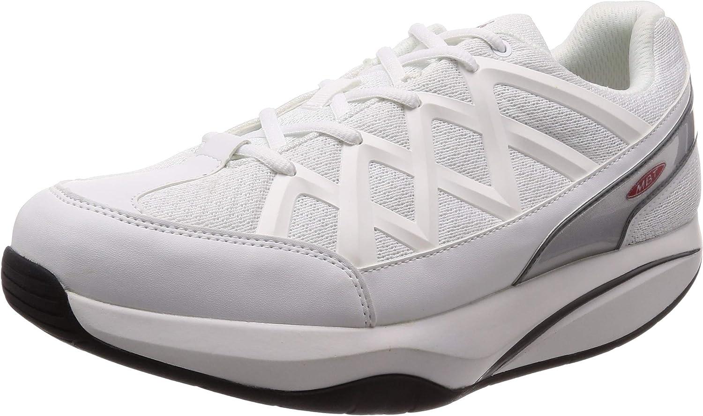 MBT Men's Sport 3 Traditional Rocker Bottom Fitness Walking Shoe