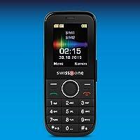 Lebara Teléfono móvil Swiss D215 + 10 euros de arranque incluido