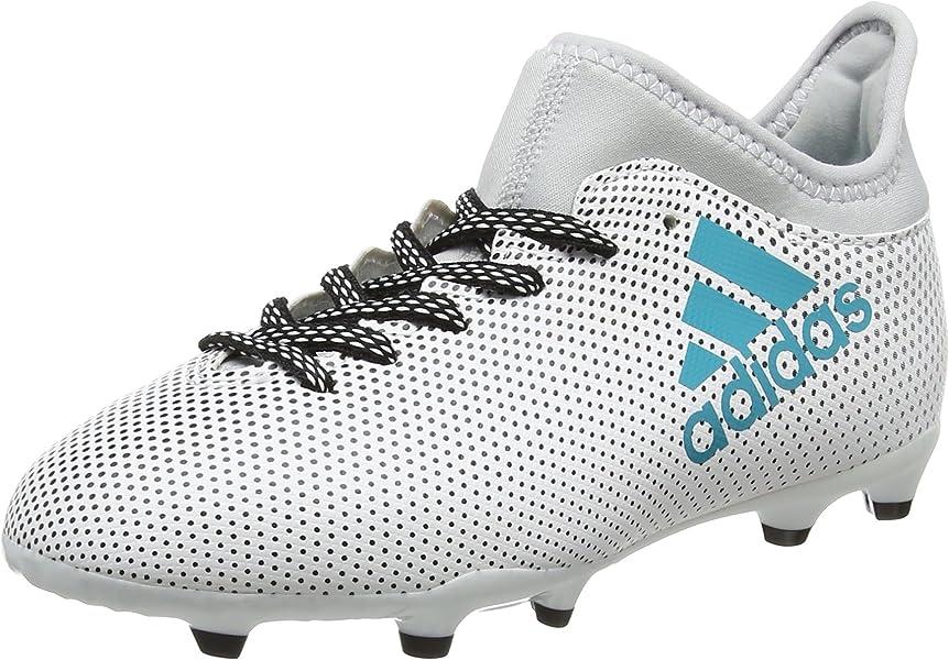 cheap for discount 118cf 77927 adidas X 17.3 FG J S82367, EU Shoe Size33 EU White