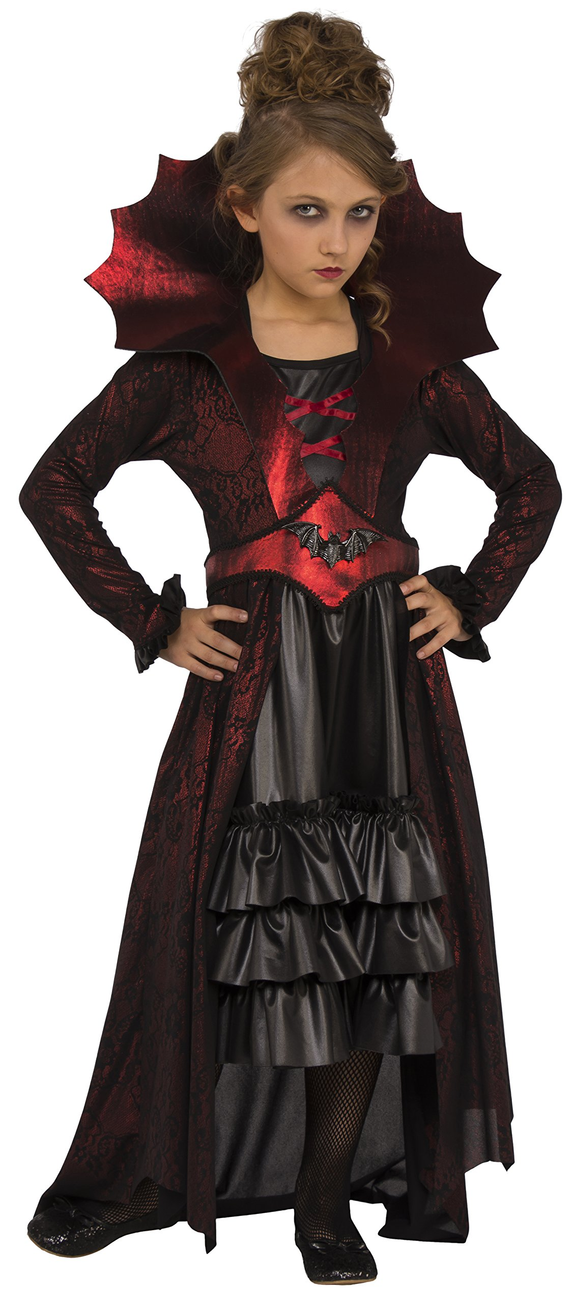 Rubies Costume Child's Victorian Vampire Costume, Large, Multicolor by Rubies Costume