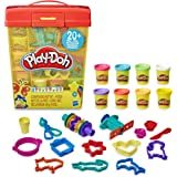 Conjunto Play Doh Maleta com Acessórios - E9099 - Hasbro