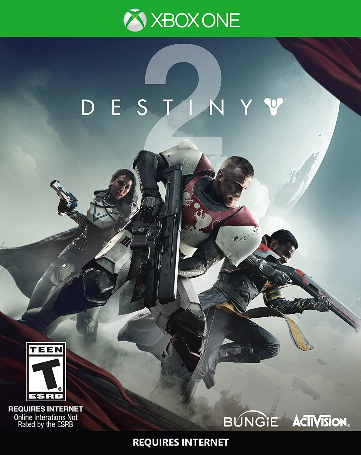 Amazon com: Destiny 2 - Xbox One Standard Edition: Activision Inc