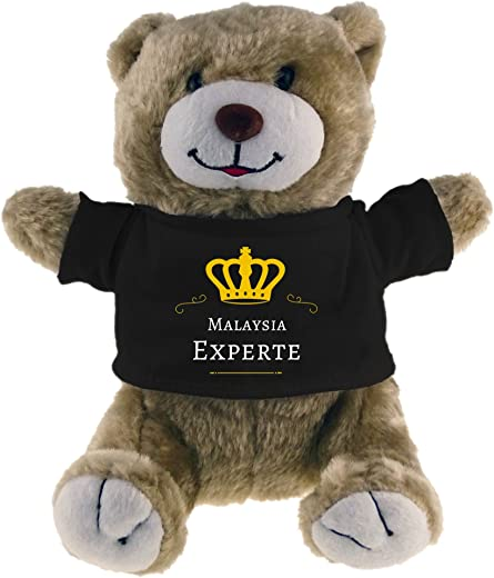 Soft Toy Bear Malaysia Expert beige