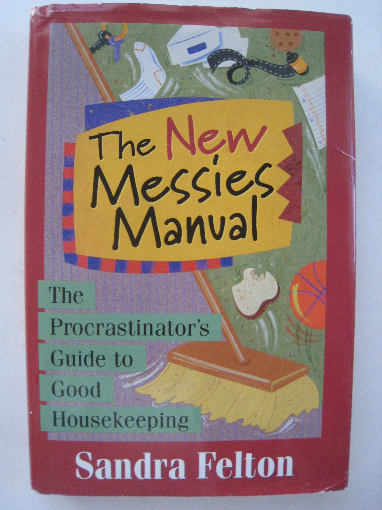The New Messies Manual pdf epub