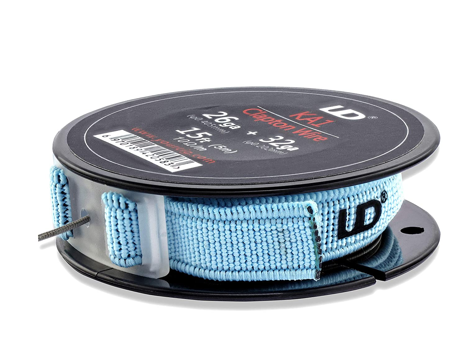UD Youde wire Kanthal A1 5 metre spool Clapton 26+32 AWG
