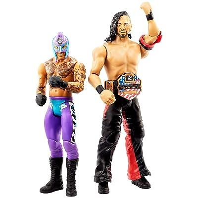 WWE Shinsuke Nakamura vs Rey Mysterio 2-Pack: Toys & Games