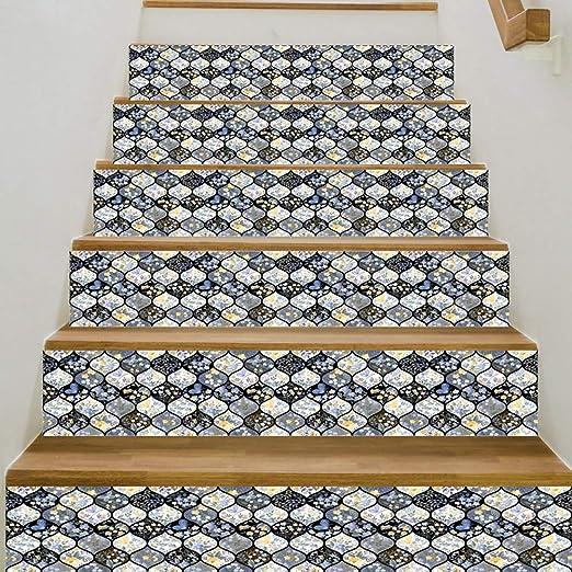 SUPVOX Escalera Elevador de calcomanías DIY Escalera calcomanía Mural de la Pared Pared del hogar calcomanías de Vinilo Pegatinas: Amazon.es: Hogar