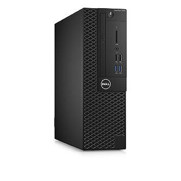 Dell 44M5R OptiPlex 3050 Small Form Factor Desktop Computer, Intel Core  i5-7500, 8GB DDR4, 128GB Solid State Drive, Windows 10 Pro
