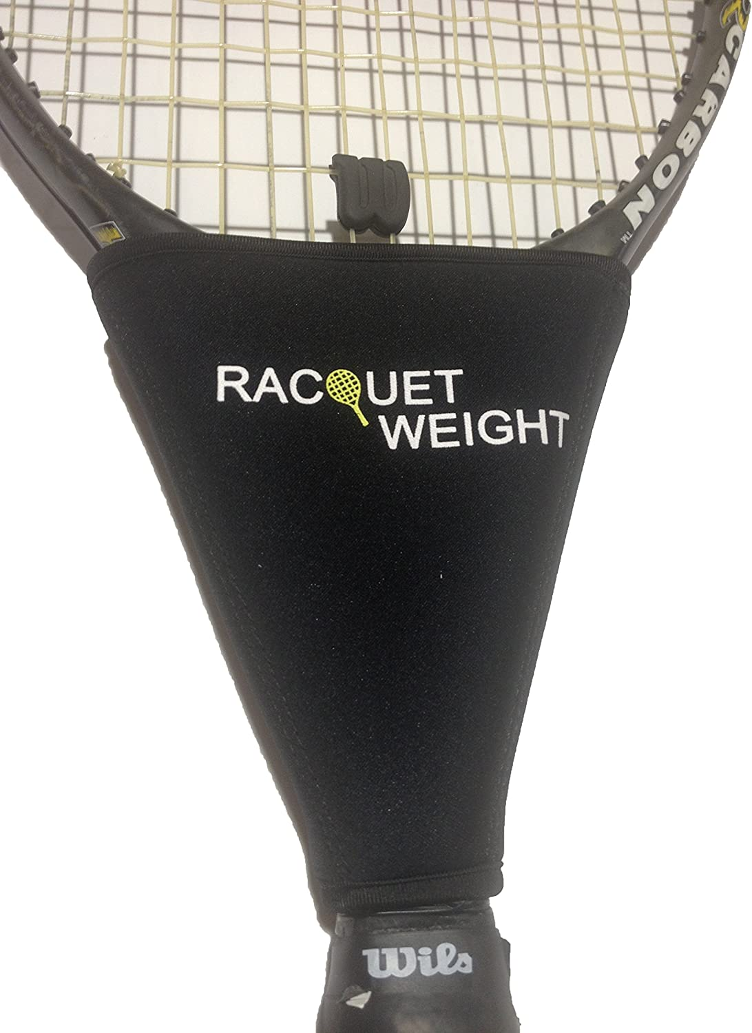 Tennis Racquet Weight Training Aid