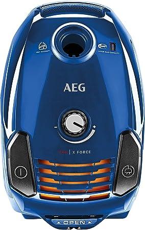 AEG VX6 Force Aspiradora con bolsa con cepillo parketto ...