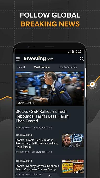 Stocks, Forex, Futures & News - Investing com